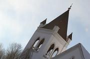 10th Feb 2011 - Abandon church